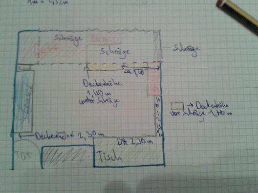 zimmer mit schr gen neu gestalten wie wohnen schlafzimmer gestaltung. Black Bedroom Furniture Sets. Home Design Ideas
