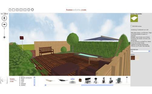 pics photos 3d terrassen gartenplaner. Black Bedroom Furniture Sets. Home Design Ideas