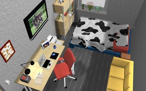 sysprofile programm raumgestaltung hardware reviews. Black Bedroom Furniture Sets. Home Design Ideas