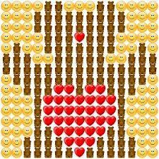 Skype Emoticon Bilder (richtige Kunstwerke :D )