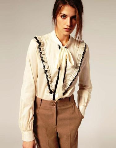cotton lace - (Beauty, Mode, Style)