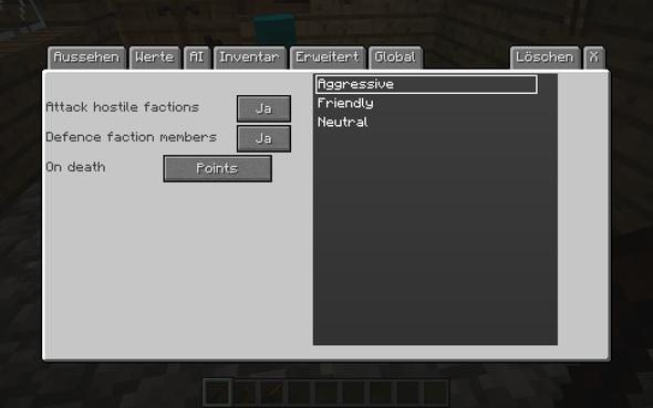 """""""Erweitert\Factions\Aggresiv"""" - (Computer, Minecraft, Mods)"""