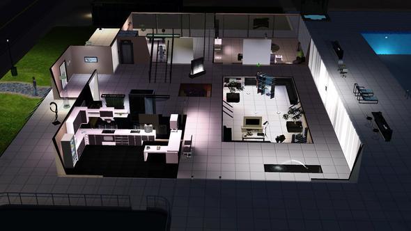 Sims 3 häuser ideen grundrisse  sims 3 - bild von häuser bite schicken :) (Computerspiele)