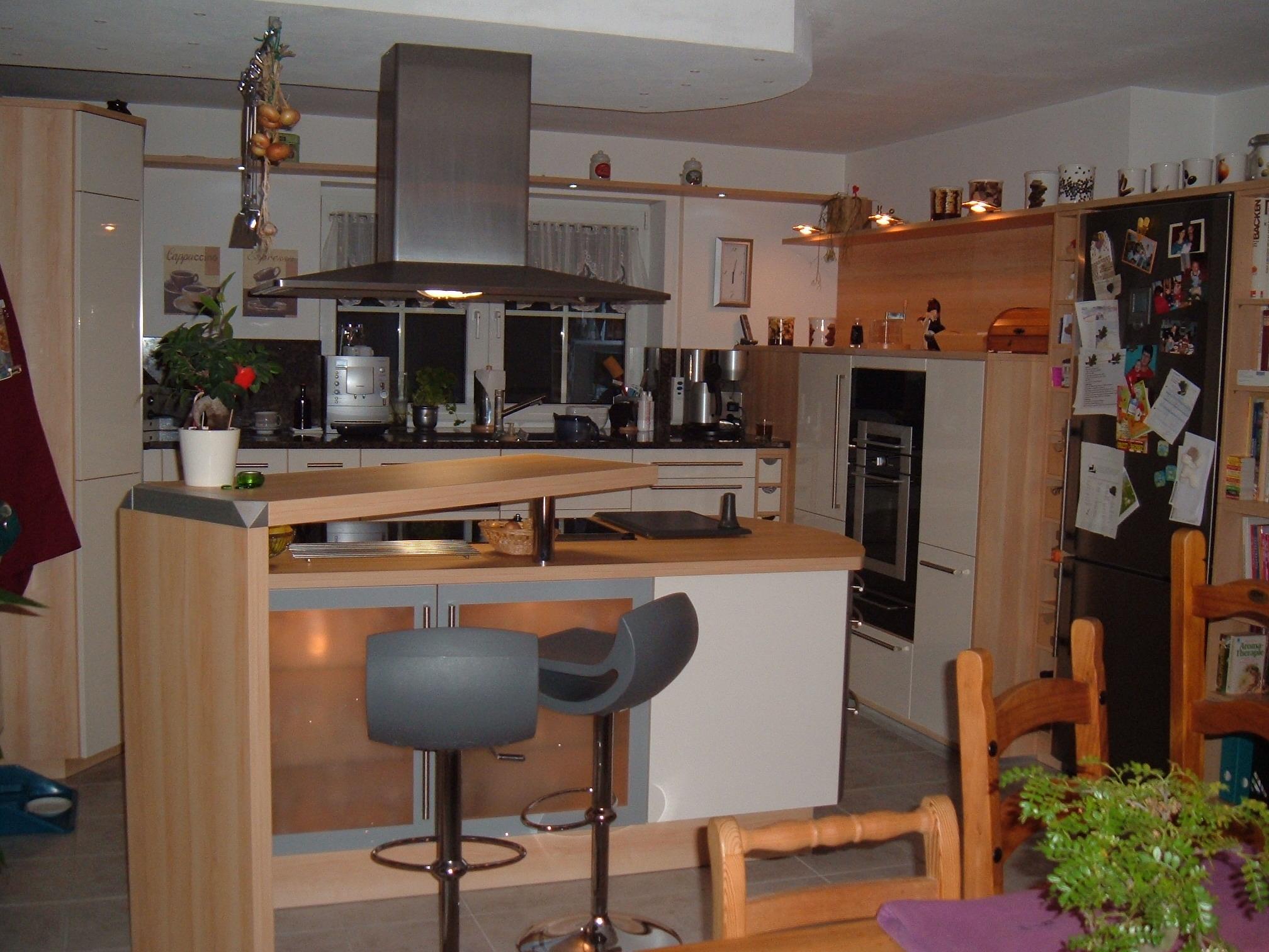 wie richte ich meine wohnk che gem tlich ein wohnung wohnen k che. Black Bedroom Furniture Sets. Home Design Ideas