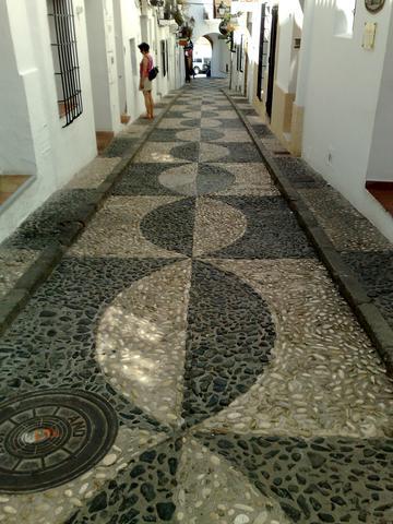 Altea Altstadt - (Urlaub, Spanien, Ort)