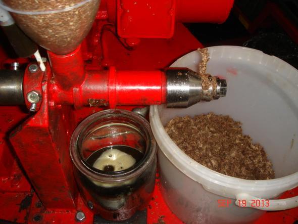 Eigenbau Leinölpresse - (Gesundheit, Ernährung, Beauty)