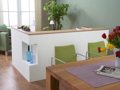 Heimwerkerlexikonselbermachende Raumteiler Aus Gipsplatten