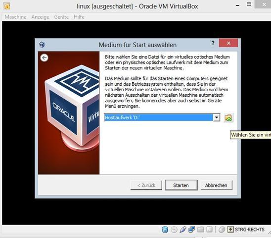 Virtual Box - (Computer, Ubuntu, virtualbox)
