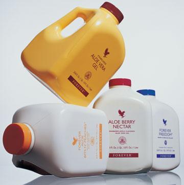 Aloe Vera Getränke - (Gesundheit, Medizin, Ernährung)