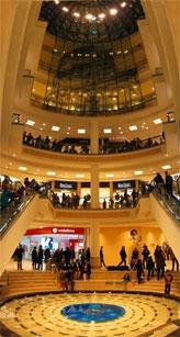 - (Deutschland, einkaufen, Einkaufszentrum)