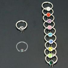 Klemmkugelring - (Piercing, Ring, Helix)
