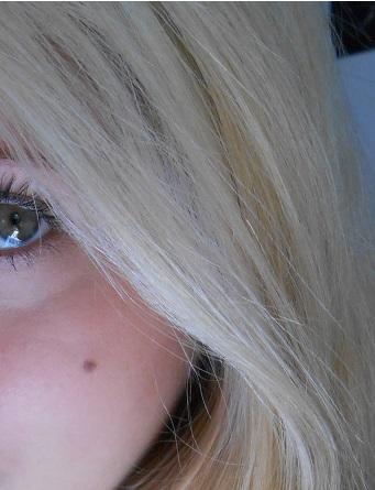 blond - (Haare, färben, Bleaching)