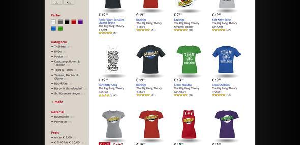 screenshot 3 - (Shirt, oder Pulli, Team Sheldon)