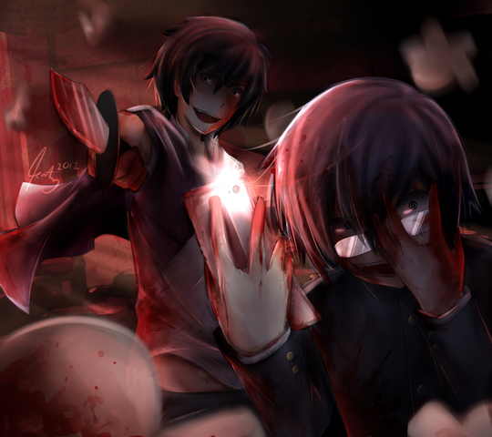 corpse party - (Anime, Horror)