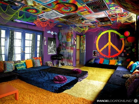 Hippie zimmereinrichten zimmer - Hippie zimmer ...