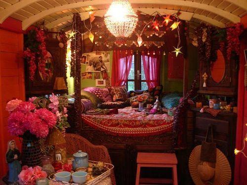 Hippie Zimmereinrichten Zimmer