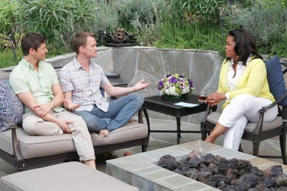 Interwiev mit Oprah - (Freizeit, TV, Schauspieler)