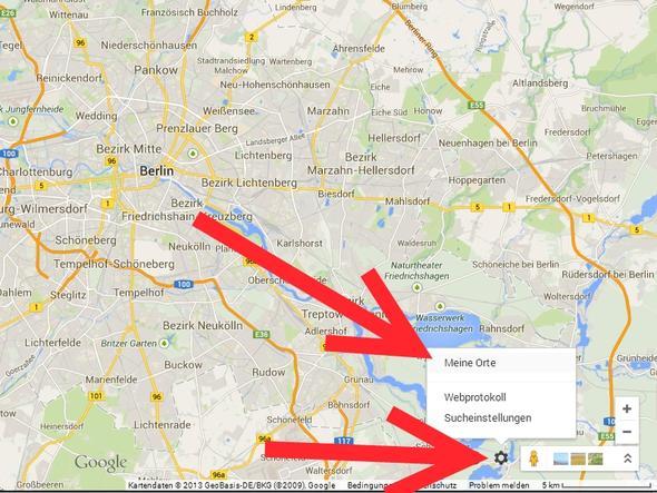 Google Maps - (Google, html, Maps)
