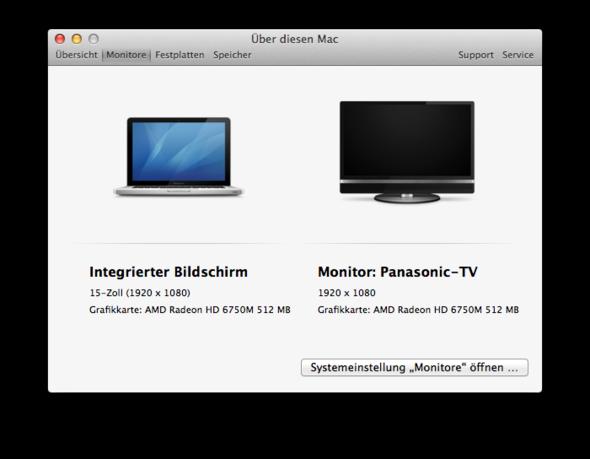 Das Retina Display *.* - (Apple, Mac)
