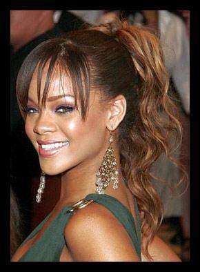 Zopf Bei Hoher Stirn Mädchen Haare Beauty