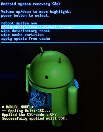 android stock recovery - (Handy, Samsung, Elektronik)