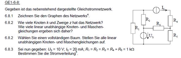 Frage - (Studium, Physik, Netzwerk)