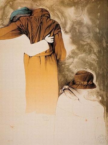 Bruno Bruni - (Kunst, Lithografie, bruno bruni)