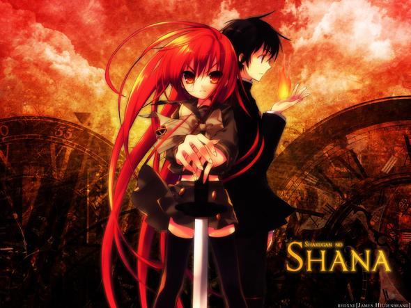 shana - (Anime, Namen)
