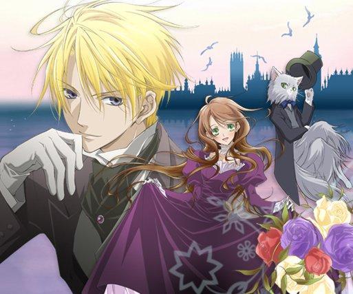 Hakushaku to Yousei - (Anime, Manga, Vampire Knight)