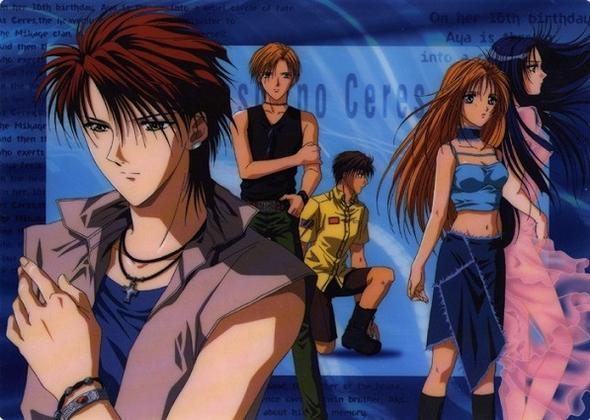 Ayashi no Ceres - (Anime, Manga, Vampire Knight)