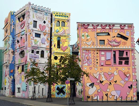 Happy Rizzi Haus - (Name, Kunst, Künstler)