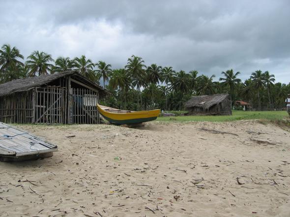 Brasilien - am Strand - (Impfung, Brasilien, reisekrankheit)