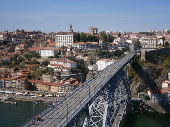 Ponte D. Luis und Porto / Portugal - (Sprache, Grammatik, Portugiesisch)