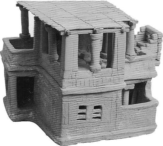 organische archtitektur modellhaus bauen welches material am besten geeignet schule kunst. Black Bedroom Furniture Sets. Home Design Ideas