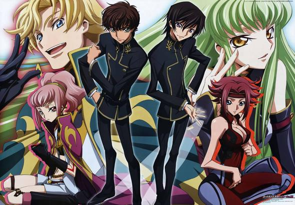 Code Geass - (Anime, suche , Animation)