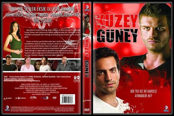dvd cover - (deutsch, englisch, Serie)