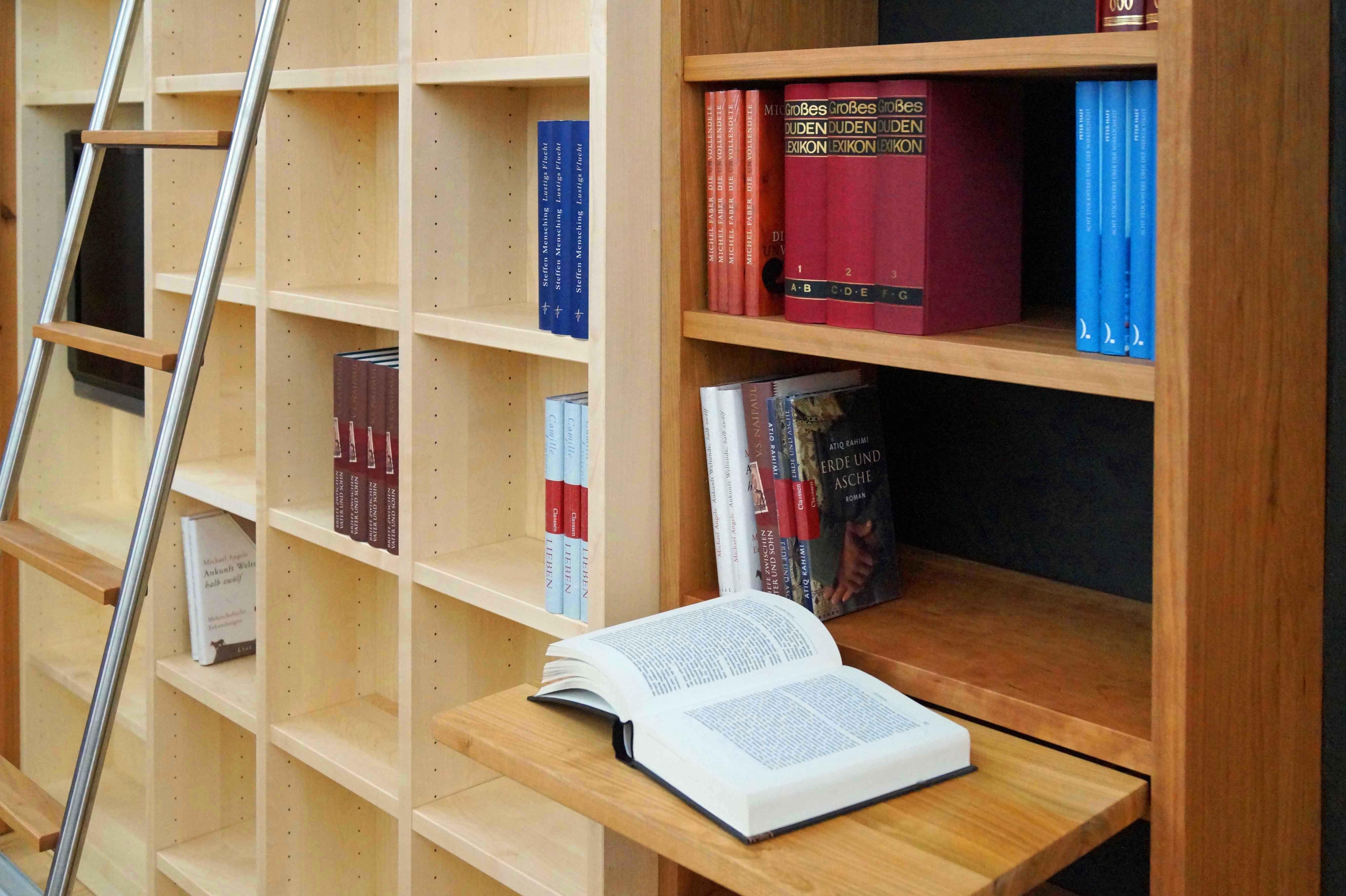 wo finde ich m bel f r eine gro e privatbibliothek
