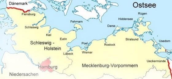Karte Norddeutschland Inseln.Karte Deutsche Inseln Filmgroephetaccent