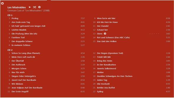Songs LesMis - (Songtext, Musical, les-miserables)