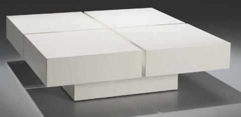 Tisch_Design Series 1600 - (Wohnung, wohnen, Design)