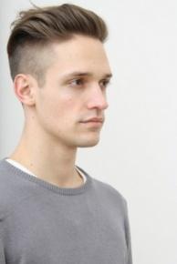 Frisuren dunkelblond mann