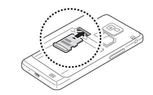 Wo liegt die interne SD-Karte beim Samsung Galaxy S2