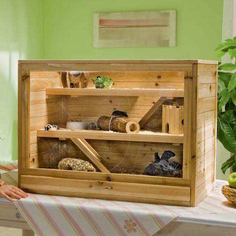 best geeigneter hamsterk fig hamster k fig. Black Bedroom Furniture Sets. Home Design Ideas
