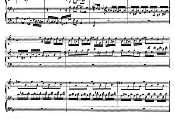 Fuge Foto 1 - (Musik, Analyse, Barock)