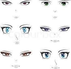 Wie Zeichne Ich Manga Augen Nase Und Kopf
