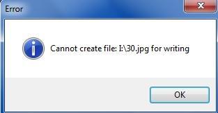 Fehlermeldung  - (Computer, PC, Windows 7)