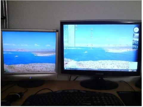 24 zoll monitor gro genug tft bildschirm fernseher. Black Bedroom Furniture Sets. Home Design Ideas