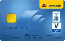 Sicherheitscode Visakarte