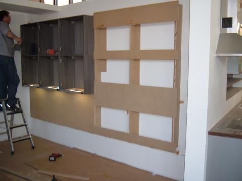 Unterkonstruktion - (Heimwerker, Regal, Altbau)