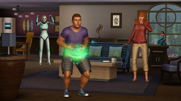 Alien Schwangerschaft - (Sims 3, Aliens, Nicht schwanger)